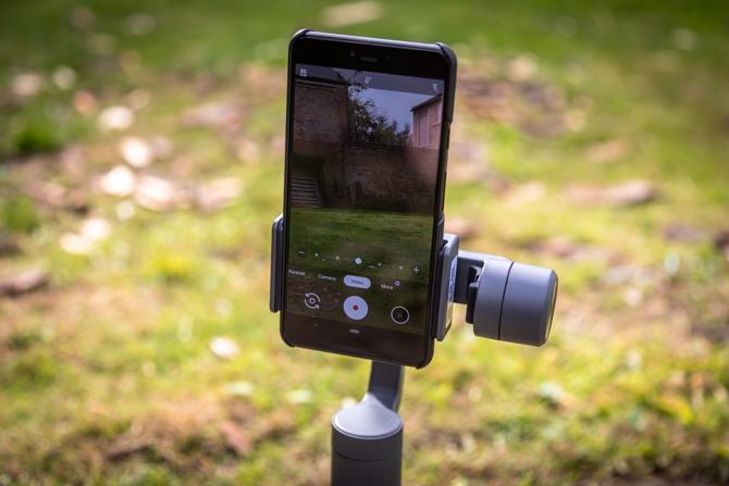 Caméra pivotée Vimble 2