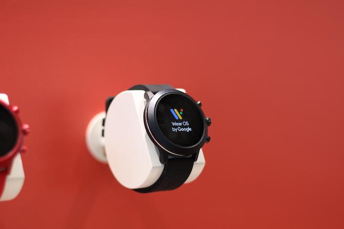 Michael Kors Access MKGO Smartwatch auf der IFA