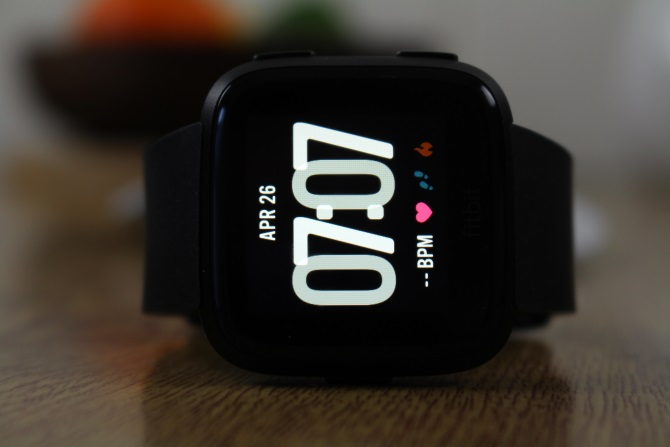 Fitbit Versa Review: Fitbits bisher bester Laptop?  Fitbit Versa 8