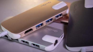 Photo of Ce concentrateur USB-C fait tout: examen du QacQoc GN30H