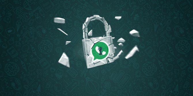 WhatsApp ist nicht sicher