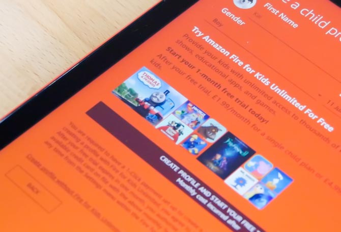 Amazon Fire HD 10 (2017) Review: La meilleure valeur autour de Fire HD 10 Review Fire Kids