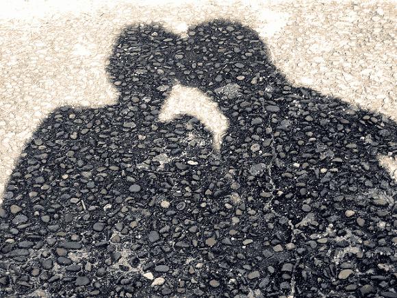 Ombre de couple