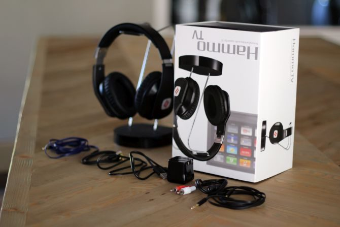 Noontec Hammo TV Wireless Headphones Review périphériques hammo 670x447
