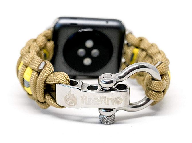 Bracelet Apple Watch FireLine Paracord