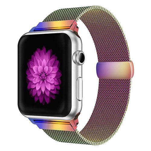 Boucle Misker Milanese Apple Watch