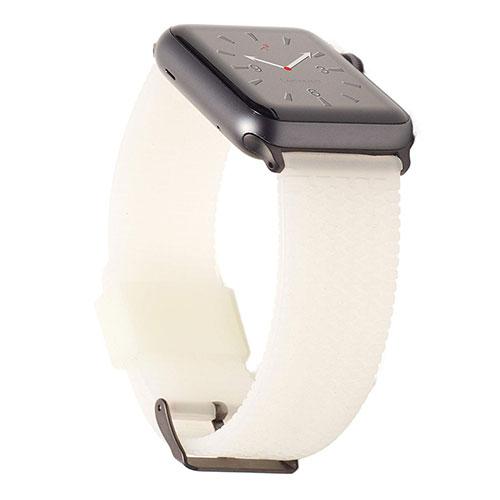 Bracelet Apple Watch en silicone luminescent Carterjett