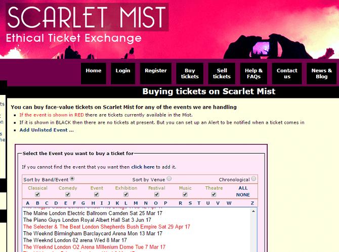5 sites géniaux pour échanger ou acheter des billets pour des sports, des concerts et plus encore de brume écarlate 670x499