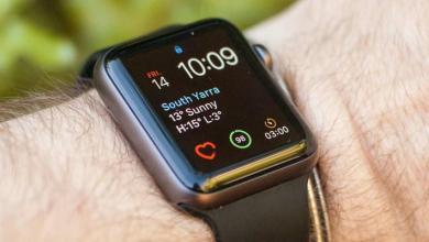 Photo of Test de l'Apple Watch Series 2
