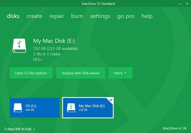 écran d'accueil macdrive