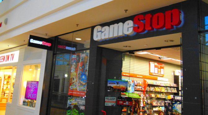 Boutique GameStop