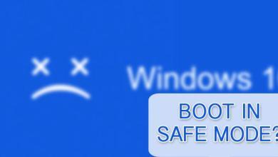 Photo of Comment démarrer en mode sans échec sur Windows 10