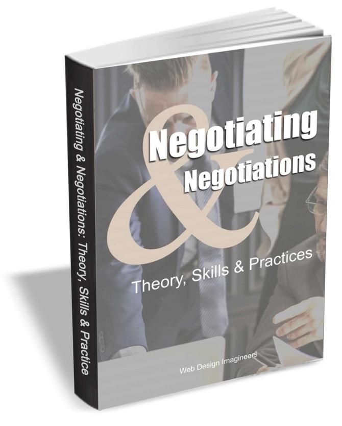 Werden Sie mit diesem KOSTENLOSEN eBook ein besserer Unterhändler!  Verhandlung und Verhandlungen kostenlos ebook 1