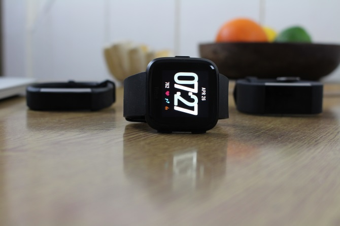 Fitbit Versa Review: Fitbits bisher bester Laptop?  Fitbit Versa 11