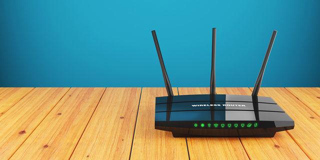 passive Nutzung des WLAN-Routers