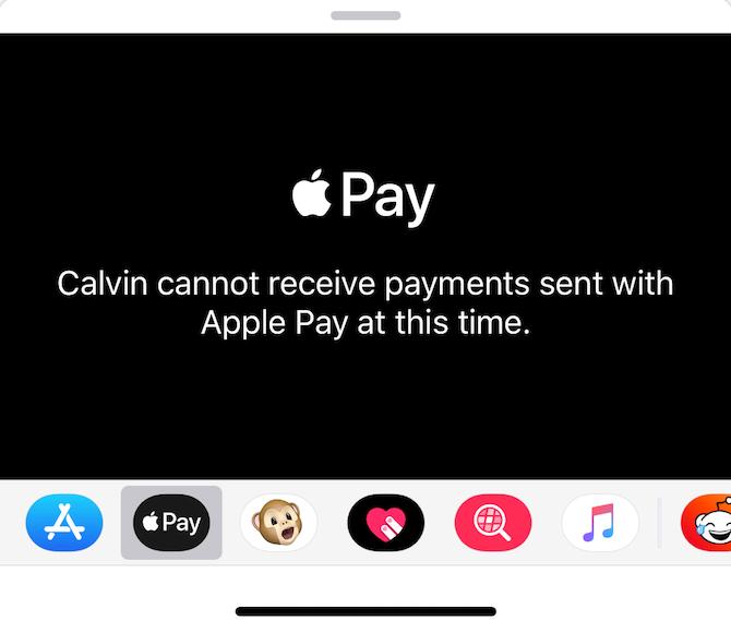 apple payer en espèces envoyer de l'argent avec iphone
