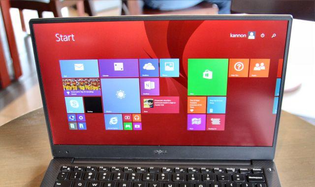écran Dell xps 13 infinity