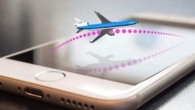 Photo of 2 façons rapides de vérifier l'état de votre vol sur votre iPhone