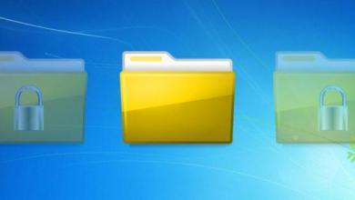 Photo of 3 façons simples et rapides de masquer un dossier dans Windows 7