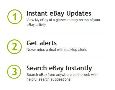 ebay chrom erweiterungen