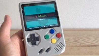 Photo of Le Portable RetroStone 2 émule des dizaines de consoles de jeu rétro