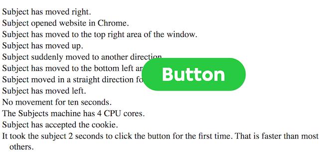 Cliquez sur l'outil par rapport à la confidentialité du navigateur