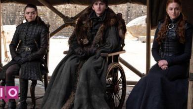 Photo of Qui étaient les gens à la réunion finale pivotante de Game of Thrones?