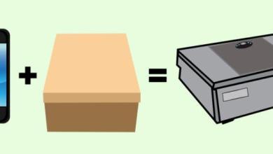Photo of Comment faire un projecteur DIY Shoebox pour votre téléphone