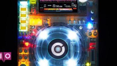 Photo of Le designer Virgil Abloh a collaboré avec Pioneer DJ pour créer un équipement DJ «squelette» personnalisé