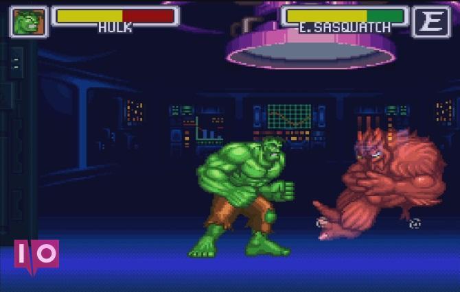 Marvel Capcom émulé sur Raspberry Pi