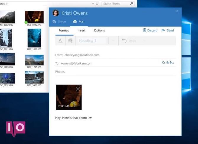 Mise à jour des créateurs Windows 10 - MyPeople