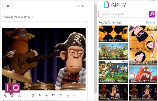 Nouveau Outlook.com - GIPHY