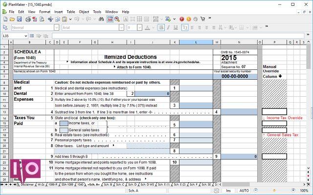 freeoffice-interface-planmaker