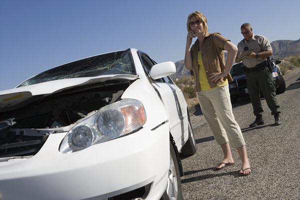 contester la faute dans un accident de voiture