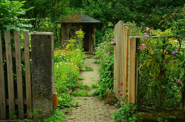 réaménager le jardin