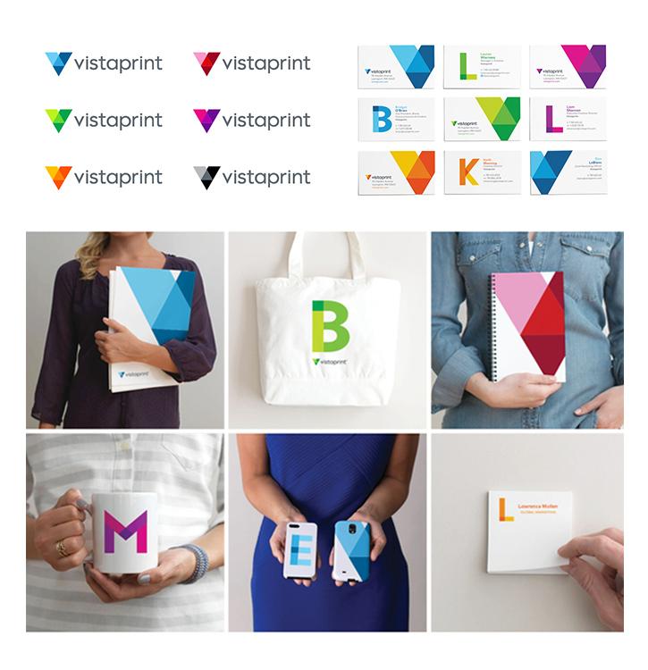 3 Farbvarianten - Vistaprint