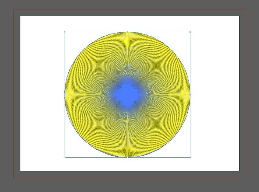 graphique de cercle