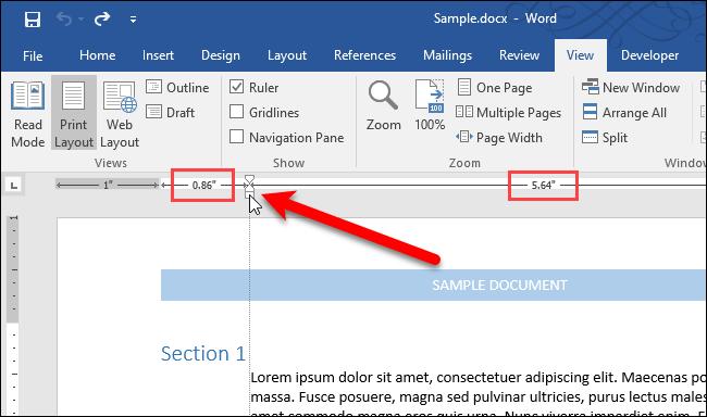 03_moving_left_margin_on_ruler