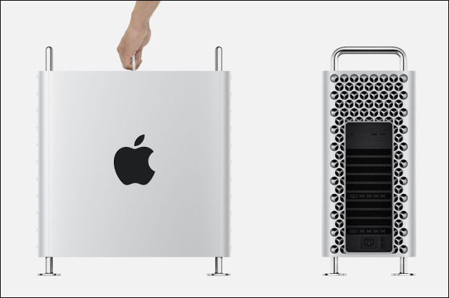 Le Mac Pro Apple «Cheese Grater» 2019.