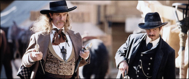 Deadwood sur HBO