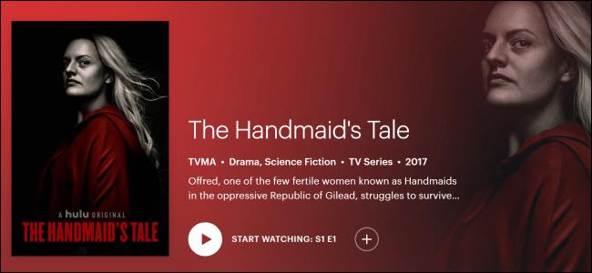 """Hulu Original """"The Maid"""
