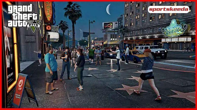 GTA 5 se rapproche de 150 millions d'exemplaires vendus (Image via Sportskeeda)