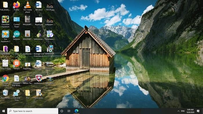 Meilleurs fonds d'écran 4k paysages de montagnes 2