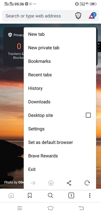 Uc Browser Alternative Brave