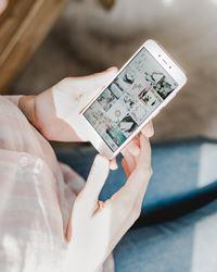 Masquer les abonnés et les listes d'abonnés sur Instagram