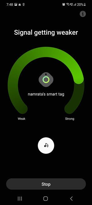 Comment utiliser les balises intelligentes Samsung 1