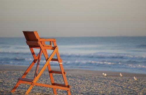 Légendes des plages