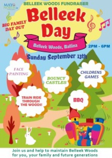 Belleek Day in Belleek Woods