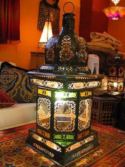 Mozaiektafels  Marokkaanse Mozaiektafels zilveren