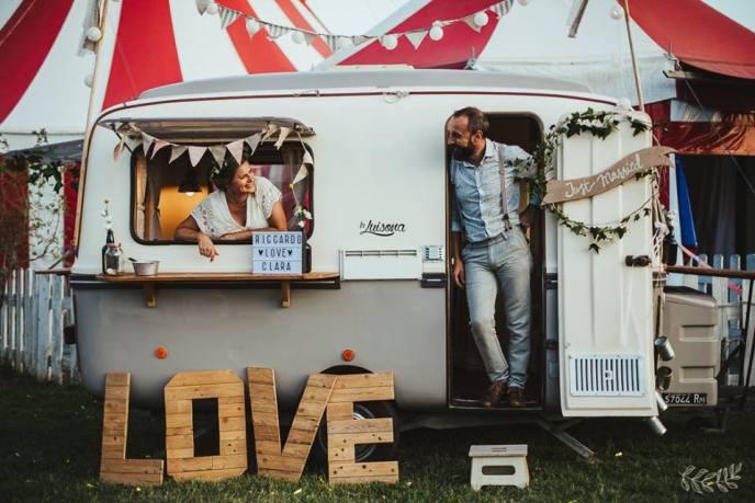 Food truck matrimonio street food